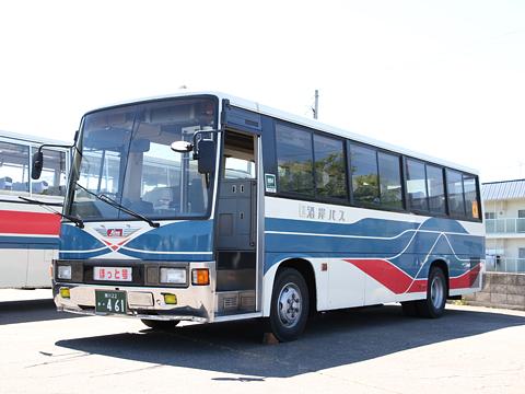 沿岸バス 羽幌町内循環バス「ほっと号」