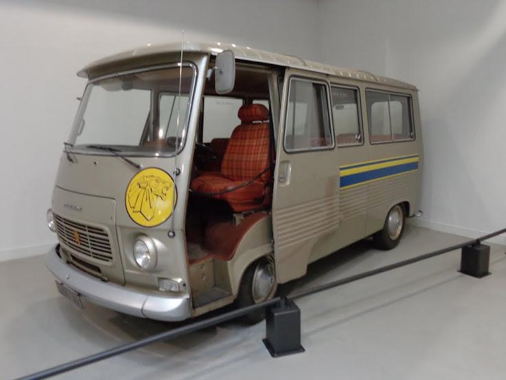 Musée de l'aventure Peugeot à Sochaux DSC01280