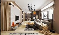 Những phương án thiết kế chung cư mini hiệu quả nhất - Thi công nội thất