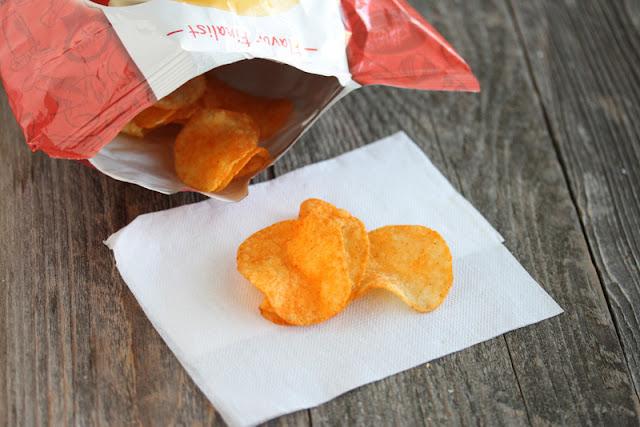 Lay's Sriracha chips