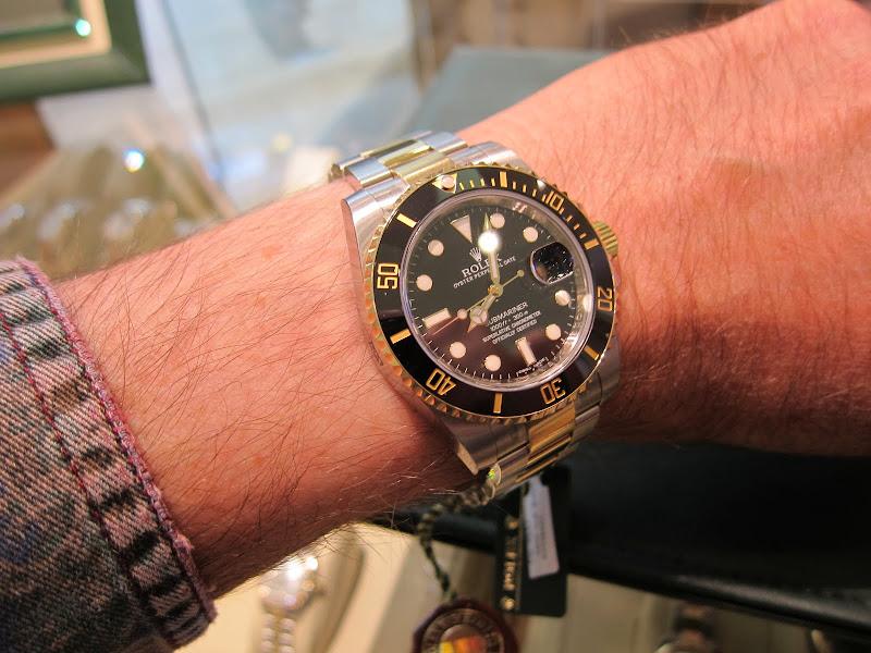 Incoming 116613ln Rolex Forums Rolex Watch Forum