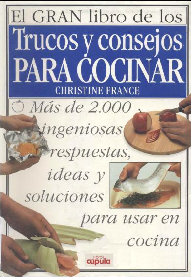Colecci n de varios libros de cocina recetas espa ol for Pdf de cocina