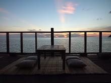 ที่ชมพระอาทิตย์ตกน้ำ อ่าวบางเบ้า จังหวัดตราด - ไปเที่ยวเกาะช้าง จังหวัดตราด
