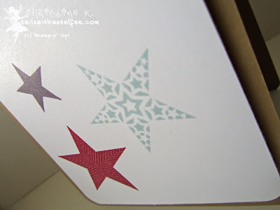 stampin up, simply stars, perfekte pärchen, petite pairs, christmas, weihnachten