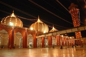 Beautiful Mamoon Masjid, Karachi
