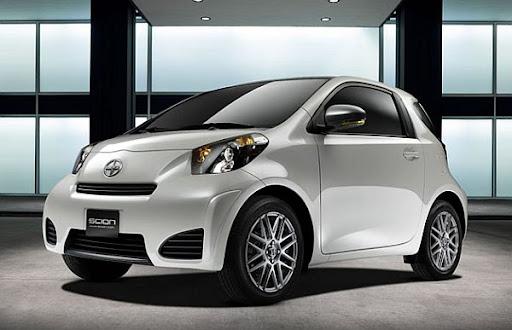 Toyota Anuncia El Coche Eléctrico Scion iQ para el 2012