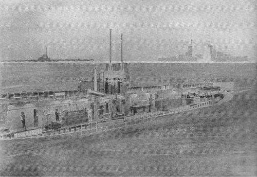 Zebrina chế tạo vào năm 1873 tại Whitstable được phát hiện mắc cạn trên bờ biển của Pháp vào tháng 10/1917.