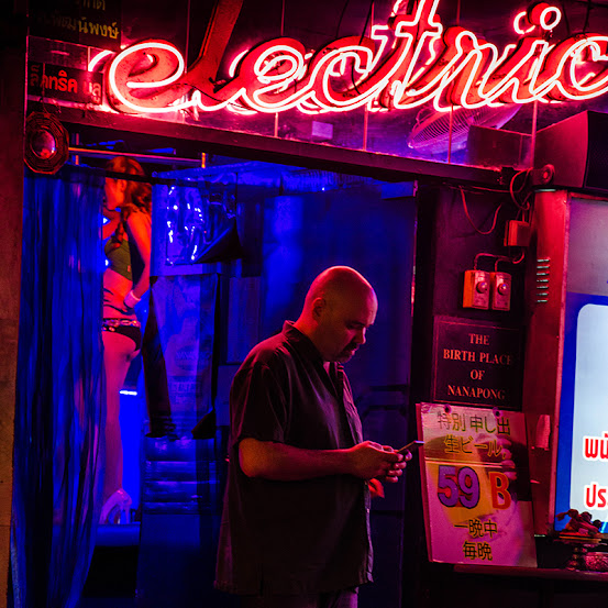 Bangkok go go bars