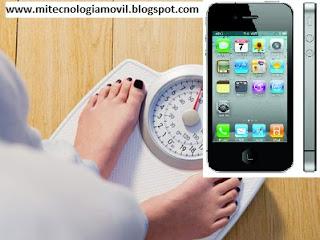 aplicacion perder peso con iPhone