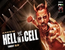 مصارعة WWE Hell In A Cell 2012