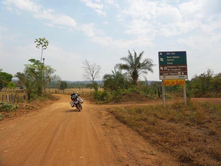 Brasil - Rota das Fronteiras  / Uma Saga pela Amazônia 20140825_113013