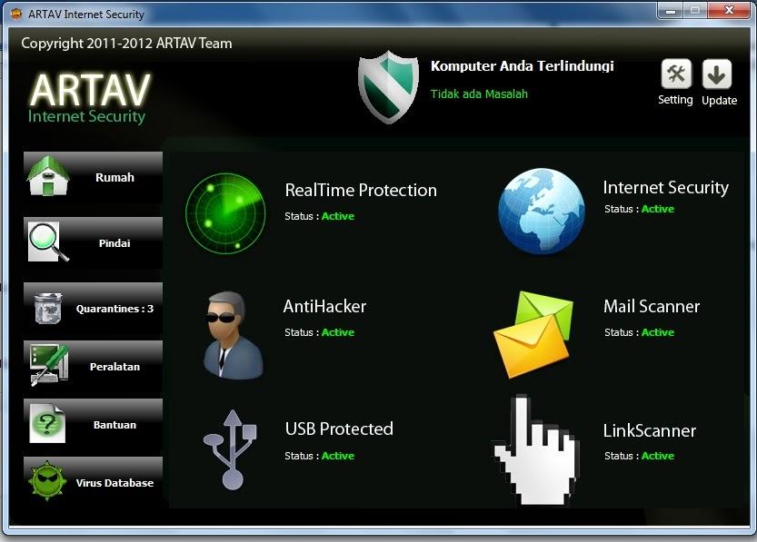 artav antivirus terbaru 2013
