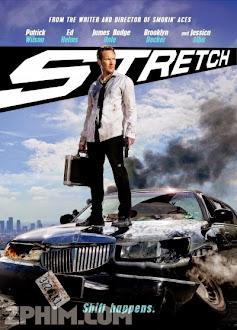 Tài Xế Định Mệnh - Stretch (2014) Poster