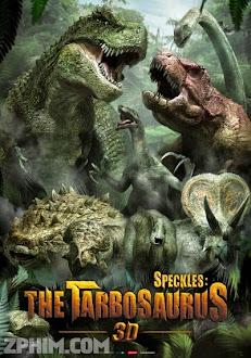 Khủng Long đại Chiến - Tarbosaurus 3D (2012) Poster