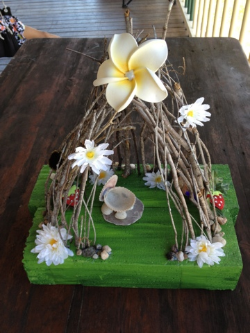 how to build a fairy house step by step