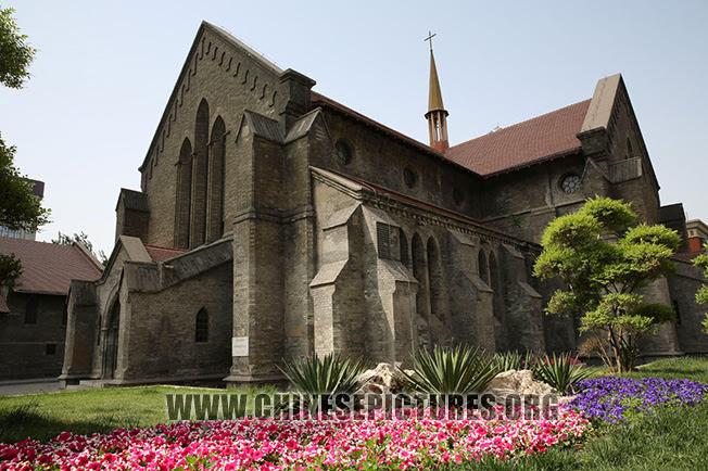 Tianjin All Saints Church Photo