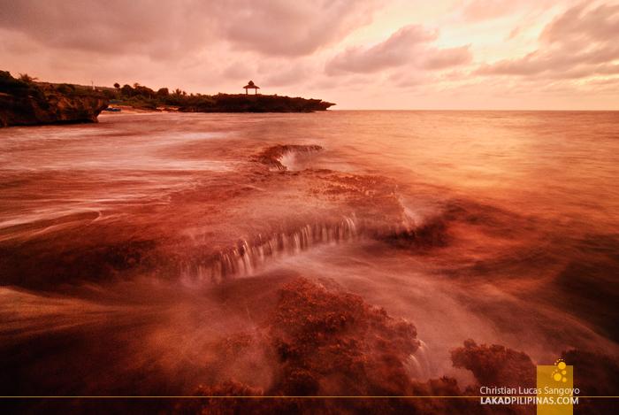 Seascapes at Bolinao, Pangasinan