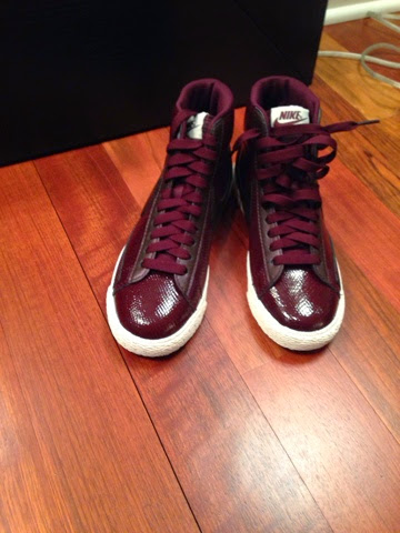 945e01e3d1 Maqsad Shops, Reviews, Reflects: Nike Blazer Mid Vintage Sneakers ...