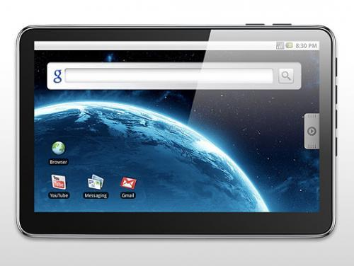 Tablet china con android