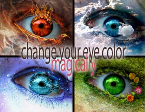 How To Change Your Eye Colour Glamour Spells And Fun Magic