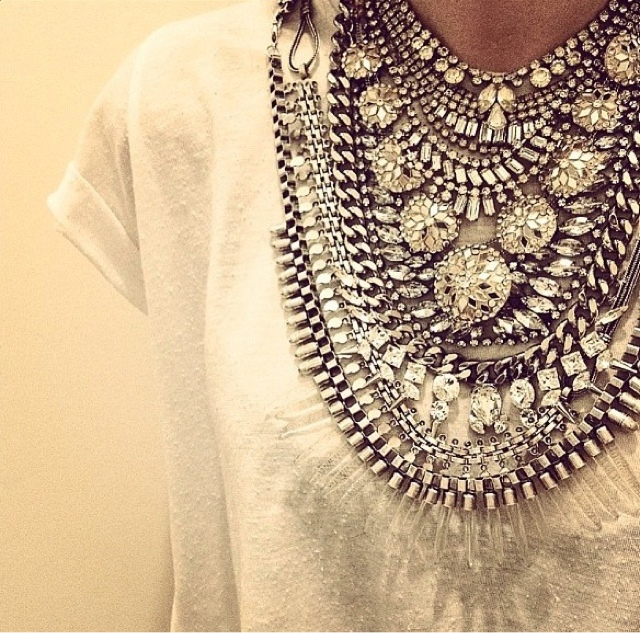 collier fantaisie