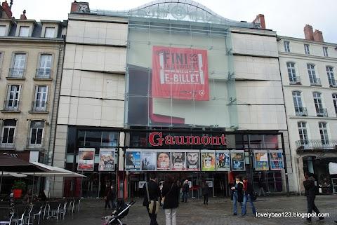 法国电影院初体验