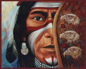 M - Cowboys & Indians