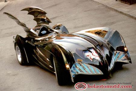 Mobil Batman Robin