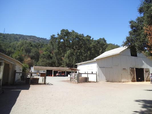 Rancho San Antonio Open Space Preserve