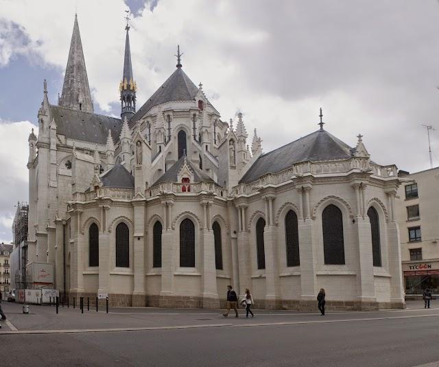 Paroisse Notre Dame de Nantes