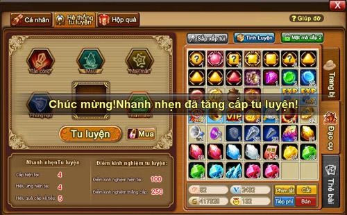 Bí quyết đoạt Long Thương Chiến trong Gunny Online 4