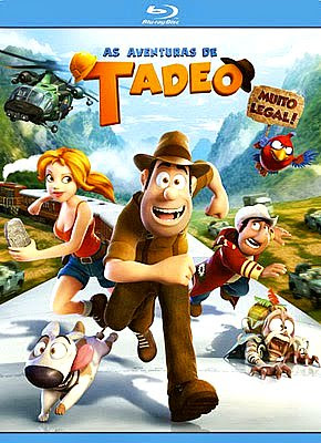 Filme Poster As Aventuras de Tadeo BDRip XviD Dual Audio & RMVB Dublado