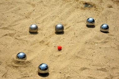 bolas de pétanque