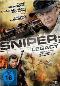 Lính Bắn Tỉa: Đặc Vụ Kế Thừa - Sniper: Legacy poster