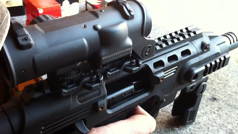 Roni + Glock 17 vs Glock 17: test de précision ... IMG_1236