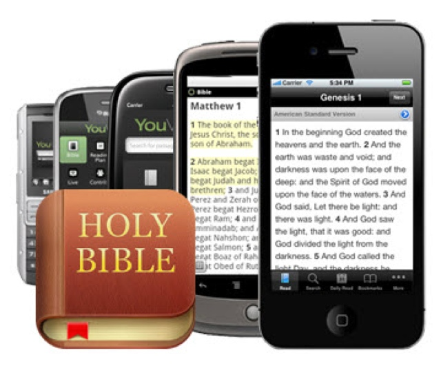 android bible application download does error