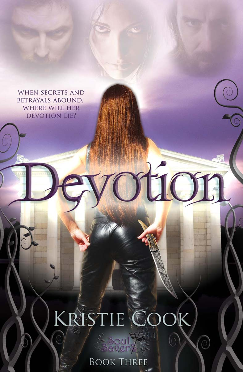 Cover Love: Devotion by Kristie Cook