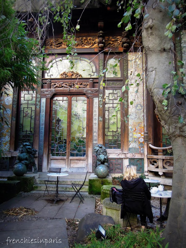 Un jardin oriental frenchies in paris for Jardin oriental