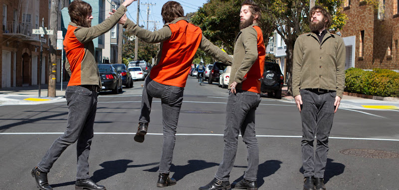 Abbey Road, the San Francisco Version