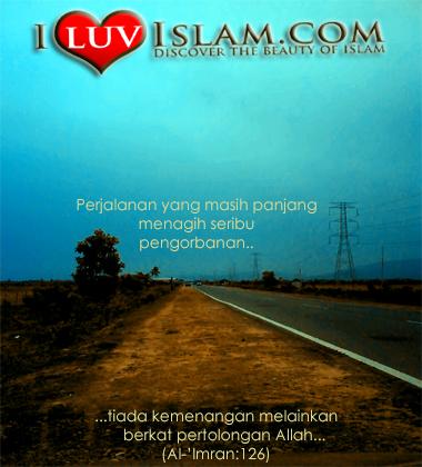 I Luv Islam, Testi I Luv Islam