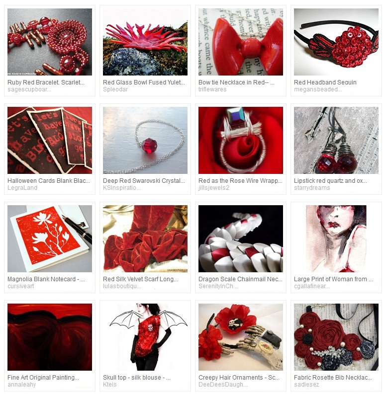 Sanguine Delights Treasury