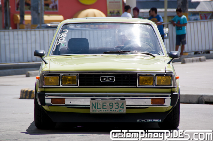 Kristoffer Bing Goce The Grinch Old School Toyota Corona KVG Auto Grooming Custom Pinoy Rides Car Photography pic3
