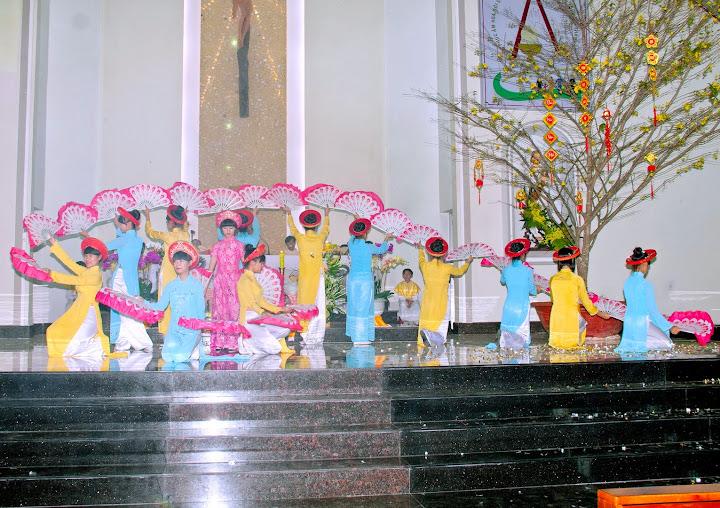 Thánh lễ Minh Niên Ất Mùi 2015 tại Giáo xứ Phú Phong