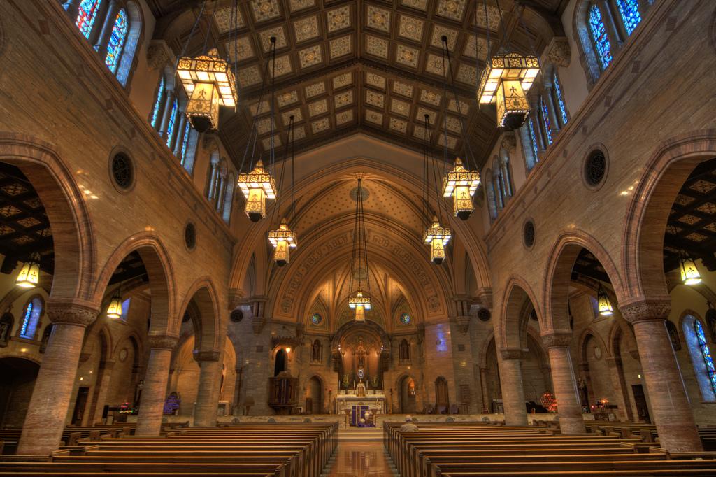 Nhà thờ Thánh Linh – thành phố Denver, tiểu bang Colorado