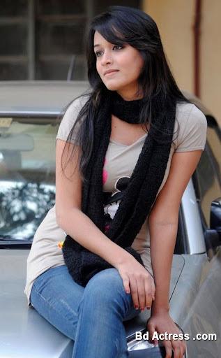Bangladeshi Model and Actress Ahona
