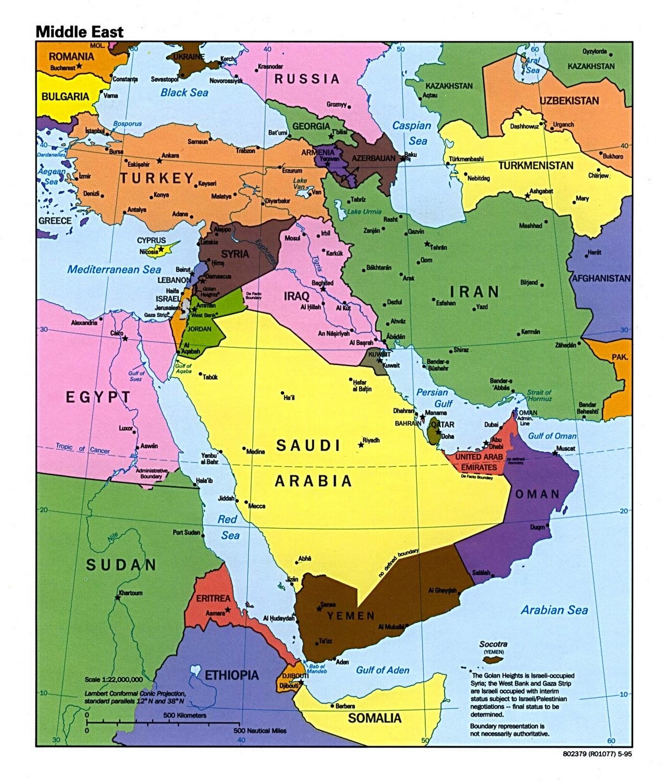 POLITICO MAFIOSO: NEXT TO FALL: SAUDI ARABIA By DICK MORRIS & EILEEN MCGANN