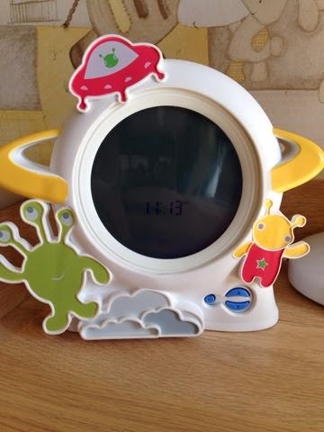 how to set my gro clock