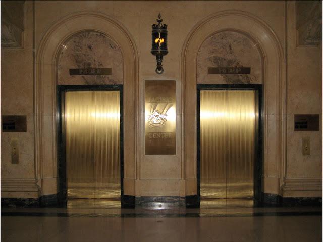 Elevator Doors by Ricardo Diaz via Flickr