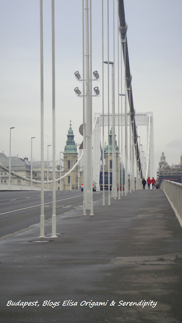 Erzsébet híd, Puente Elisabeth, Budapest, Elisa N, Blog de Viajes, Lifestyle, Travel
