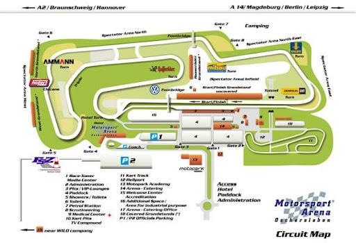 Scirocco CUP Motorsport Arena Oschersleben 2011